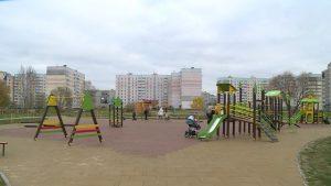 Не детская площадка, а настоящий детский городок!